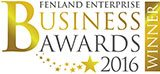 Fenland Enterprise Business Awards Winner Badge 2016